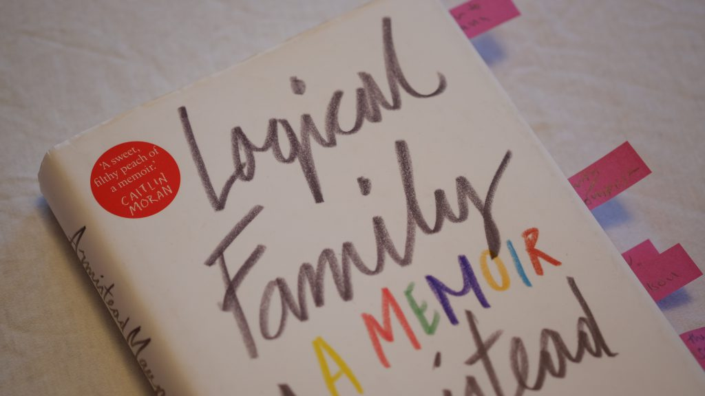 Armistead Maupin - Logical Family. A Memoir