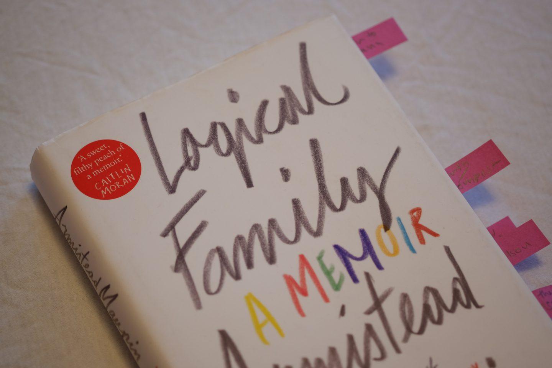 Armistead Maupin - Logical Family. A Memoir