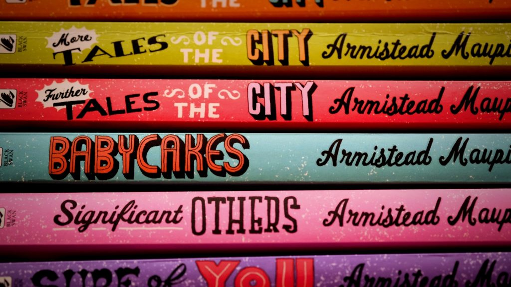 Tales oft the City by Armistead Maupin