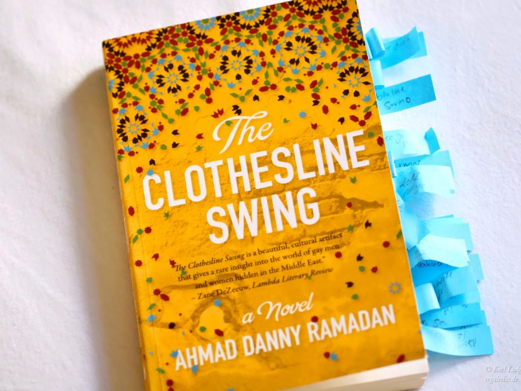 Ahmad Danny Ramadan The Clothesline Swing