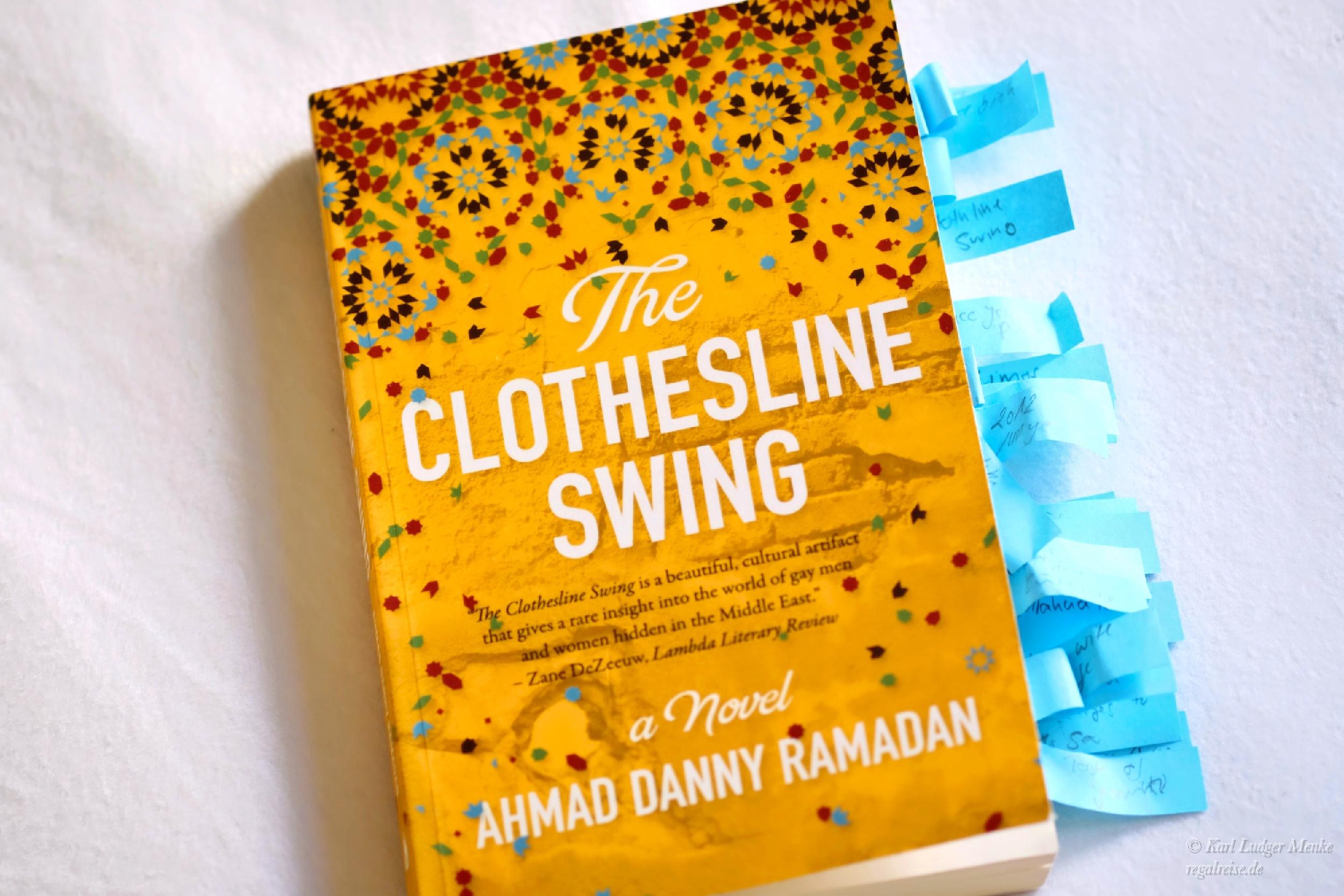 Ahmad Danny Ramadan The Clothesline Swing