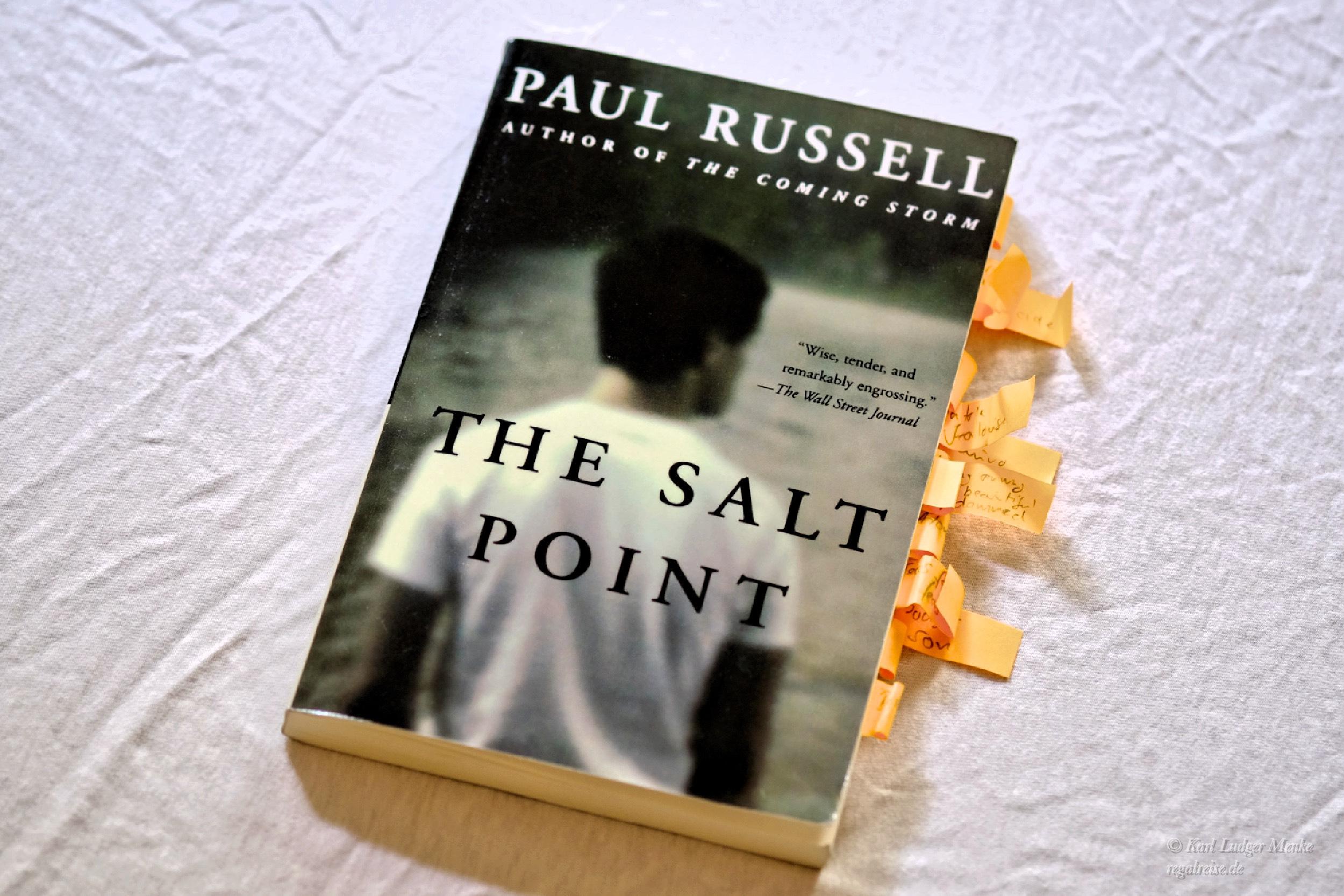 Paul Russell The Salt Point