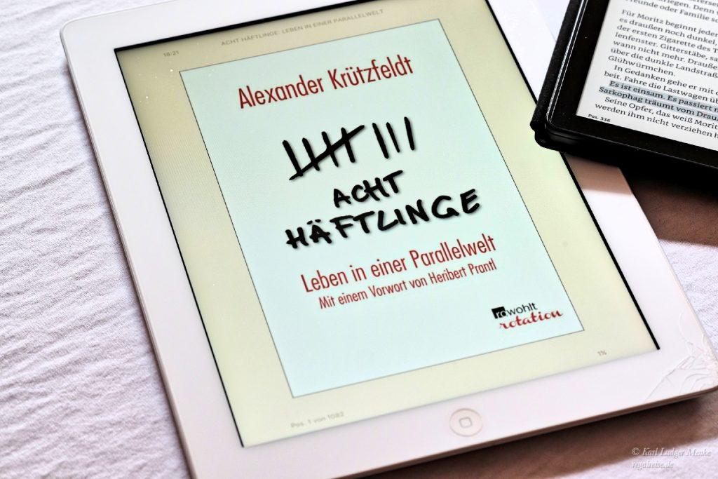 Reportagen aus dem Randgebiet – Über Alexander Krützfeldts »Acht Häftlinge«