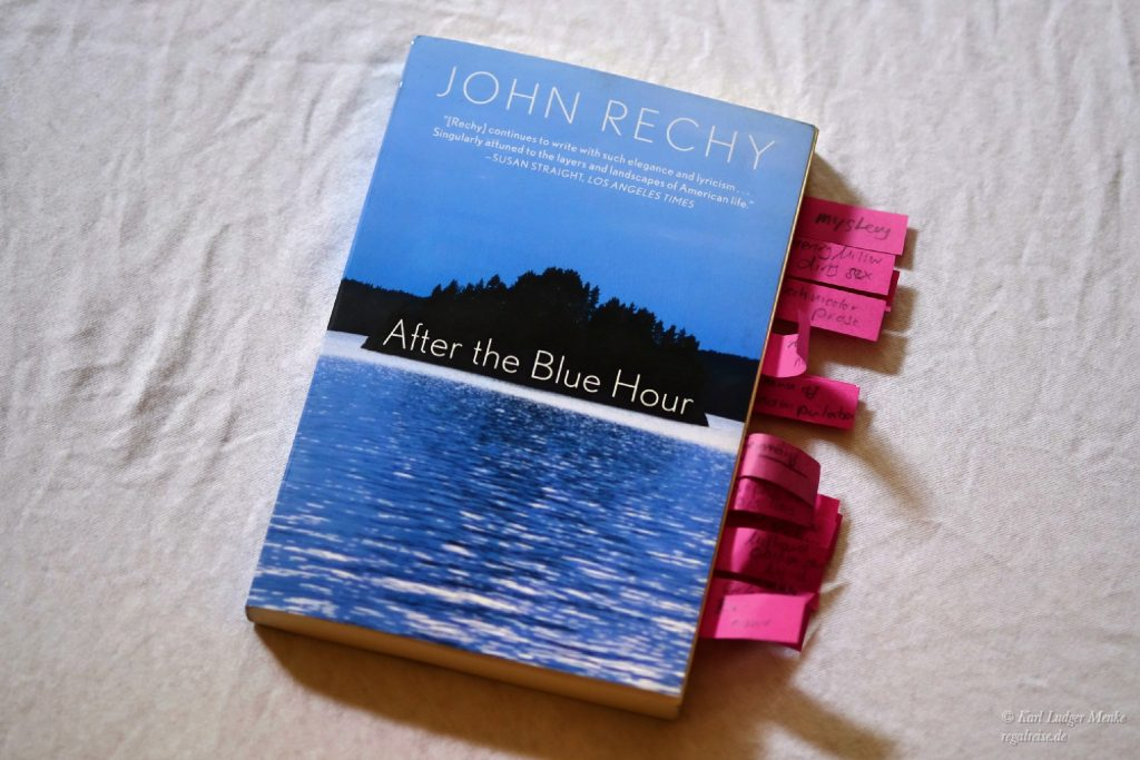 Die Stunde der Ambivalenz - Über John Rechys »After the Blue Hour