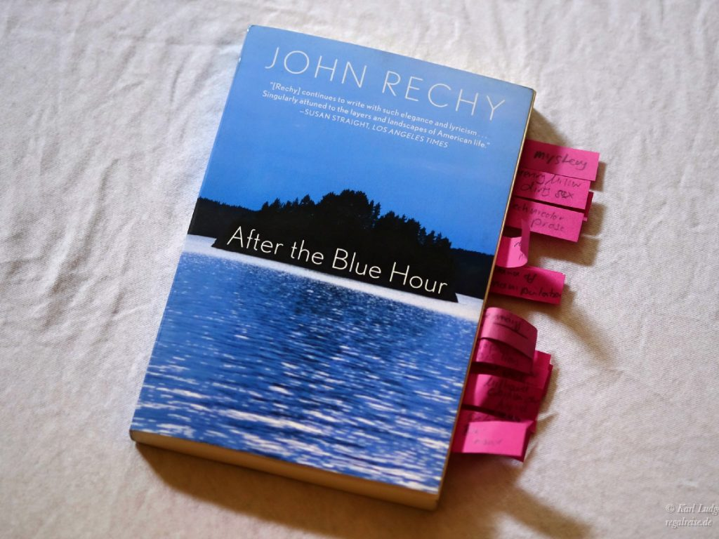 John Rechy: After the Blue Hour
