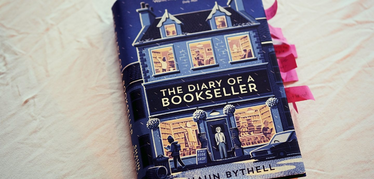 Shaun Bythell - The Diary of a Bookseller