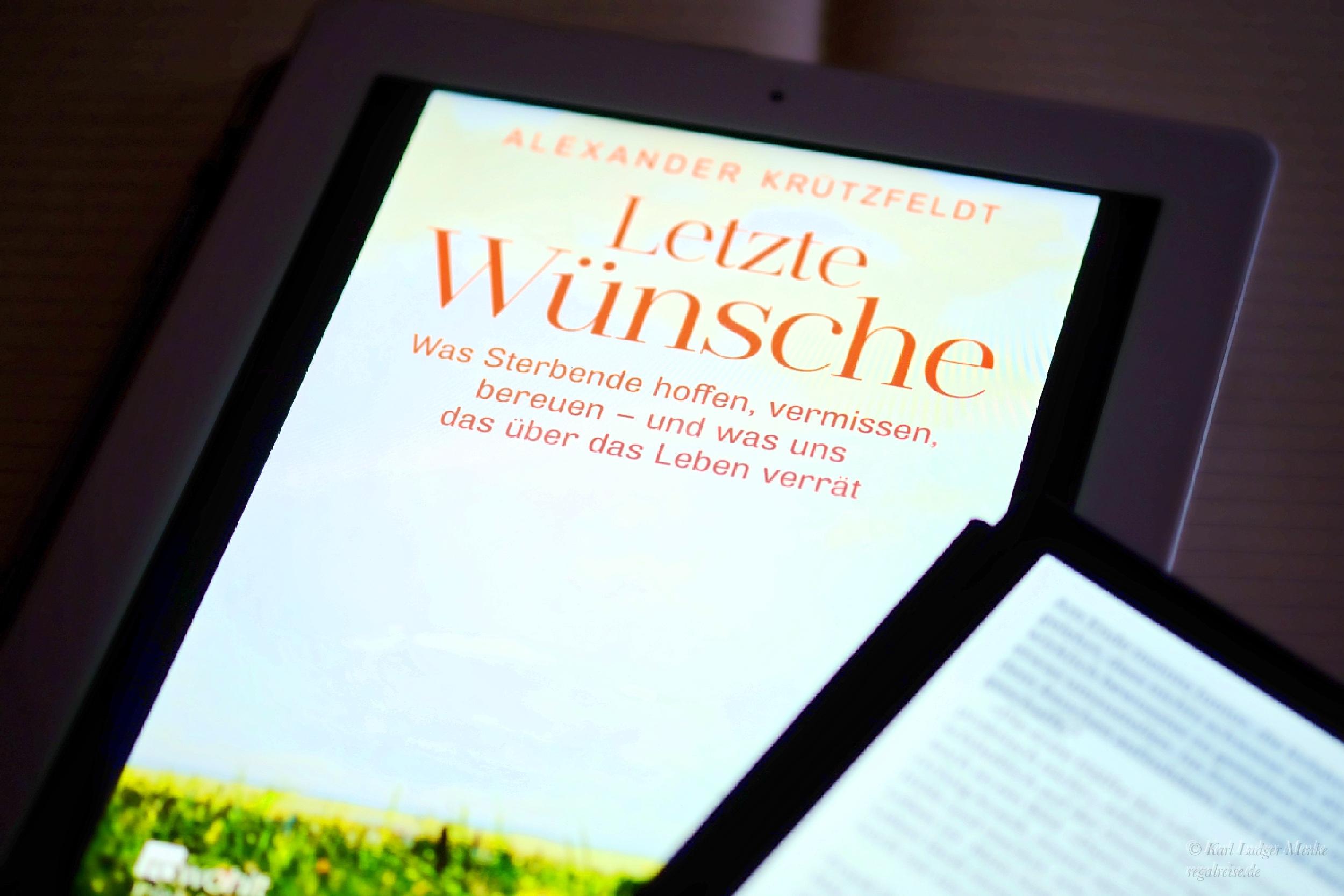Alexander Krützfeldt: Letze Wünsche