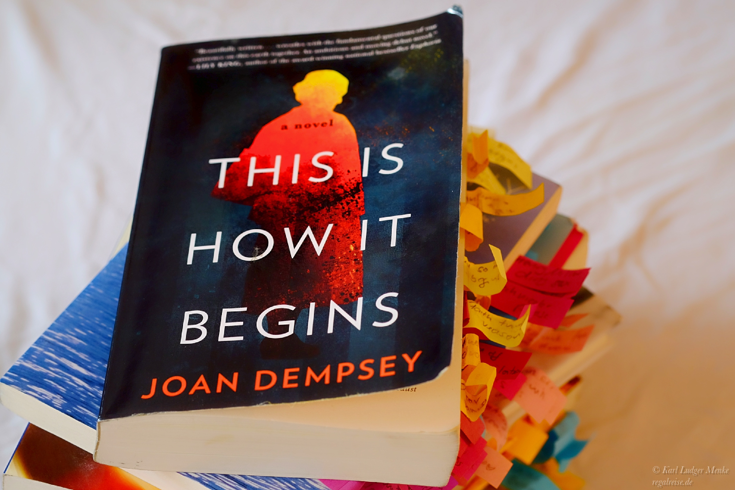 Joan Dempsey: This Is How It Begins