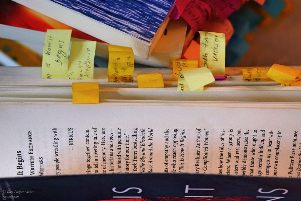 Lektürenotizen zu Joan Dempsey: This Is How It Begins